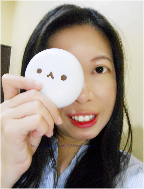 Klairs Mochi BB Cushion pact SPF 40 PA++