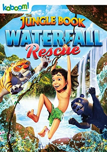 The Jungle Book: Waterfall Rescue 2015