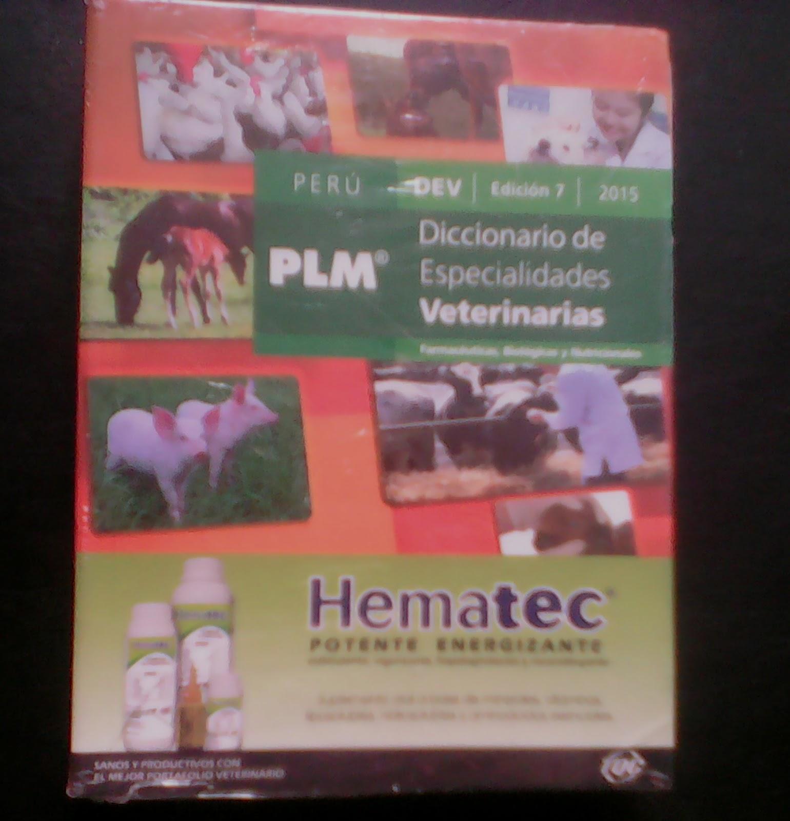 De plm farmaceuticas diccionario pdf especialidades