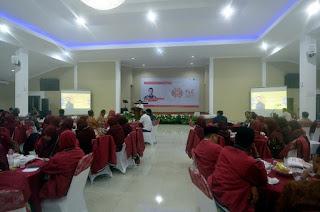 75 Aktivis Bakti Nusa Menghadiri Gala Dinner Di Rumah Dinas Walikota Semarang