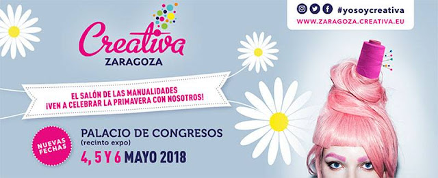 Salón Creativa Zaragoza 2018