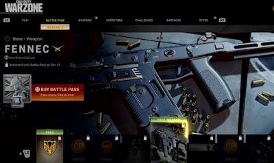 Unlock Vector Fennec, CR-56 Amax, Modern Warfare