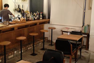 東京都調布市の喫茶・カフェ 手紙舎 2nd STORY カフェコーナー