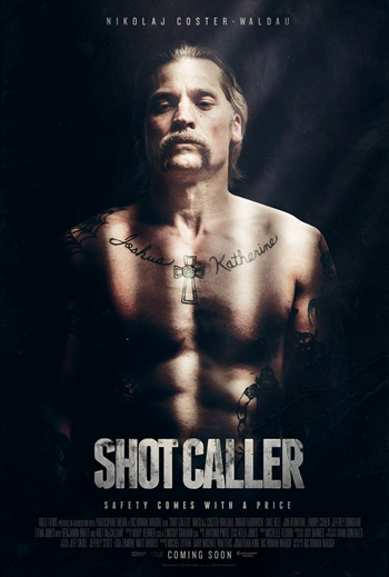 Shot Caller 2017 English 720p WEB-DL 950MB ESubs