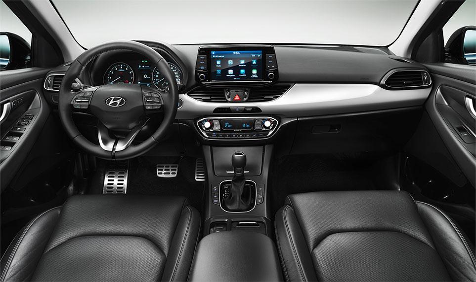 Nuova hyundai i30 data uscita presentazione e ultime for Dacia duster 2017 interni