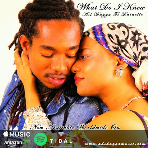 Adi Dagga - What Do I Know ft. Dainelle