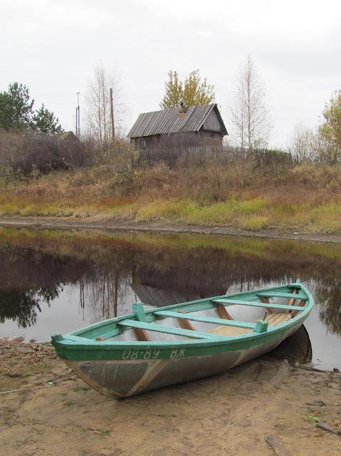Самодельная лодка фото