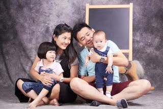 Ying Shin Family Portrait