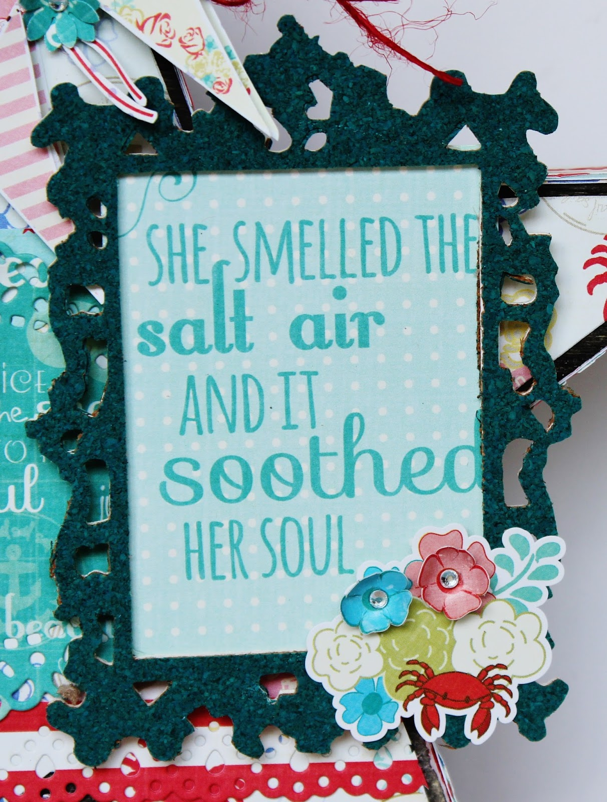 julie nutting designs adorable nautical star with pam bray