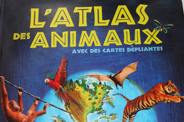 ATLAS DES ANIMAUX GRUND