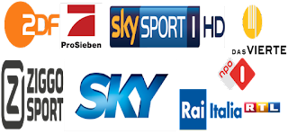 3sat ZDF rai tivibu m3u links new list