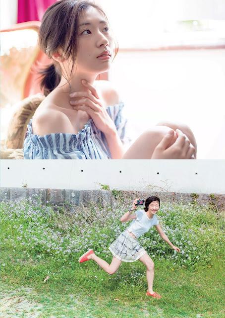 Sagara Itsuki 相楽樹 Weekly Playboy No 23 2016 Images 02