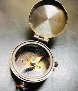 Einstein's Compass compass