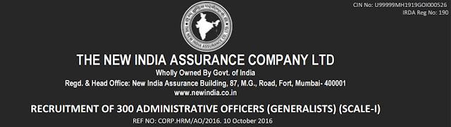 India Assurance AO Recruitment