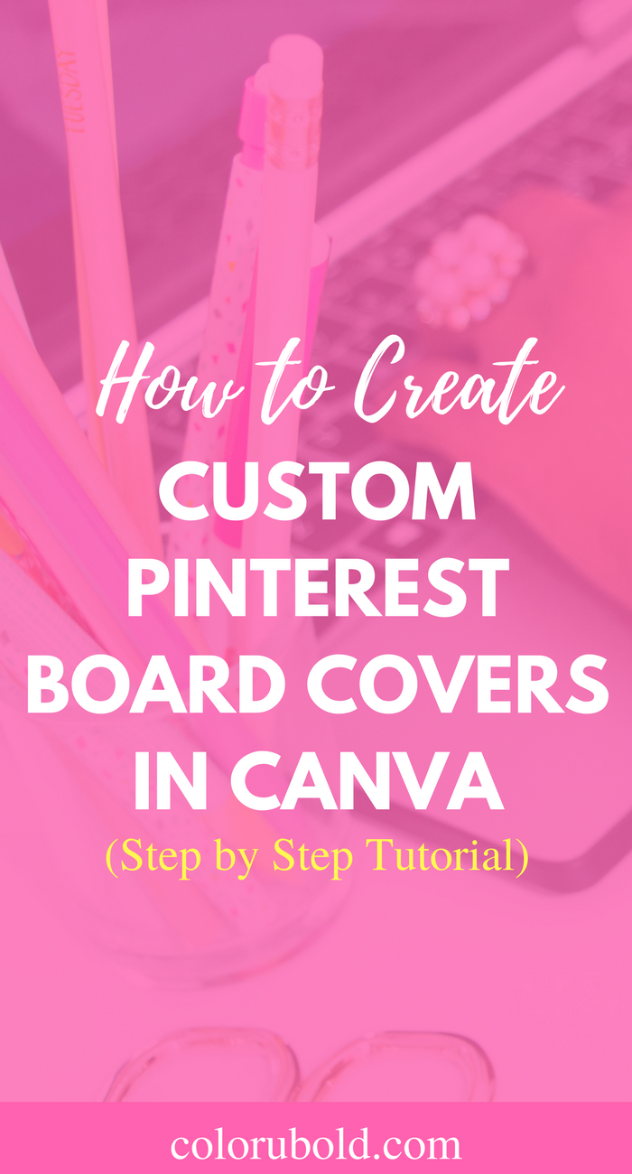 how to create custom pinterest boards for pinterest to develop a consistent brand