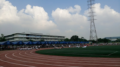 バンコク日本人学校大運動会