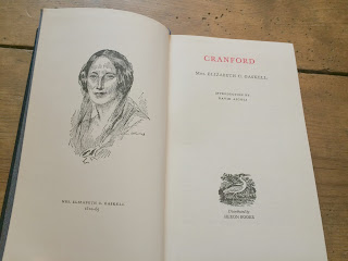Cranford by Elizabeth Gaskell - Illustrations