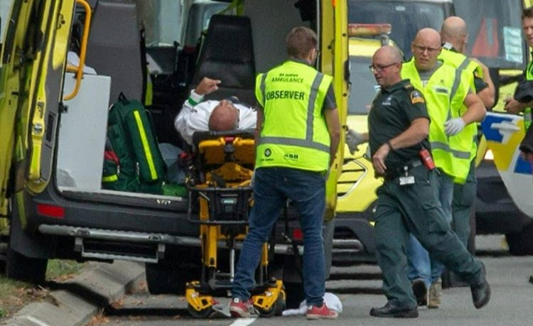 49 Dead, Several Wounded In New Zealand Mosque Attack