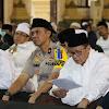 Wakapolda banten, Hadiri Dzikir dan Doa Bersama Untuk Masayarakat Terdampak Tsunami Selat Sunda.