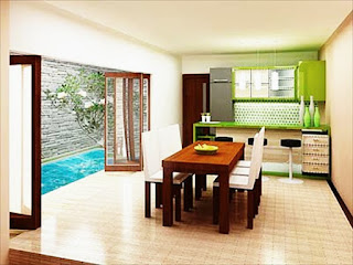 interior design dining room fused with family room