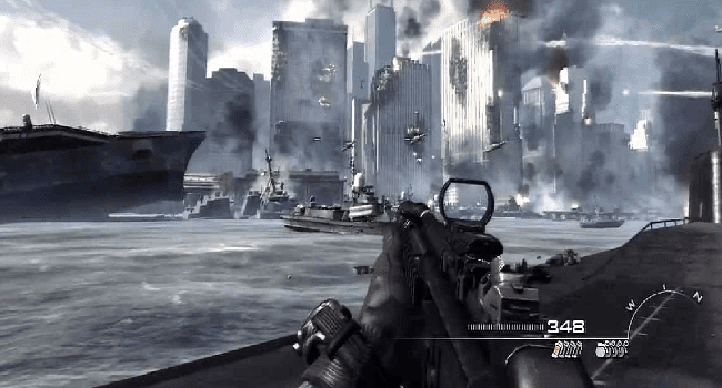 تحميل لعبة call of duty modern warfare 3 برابط مباشر