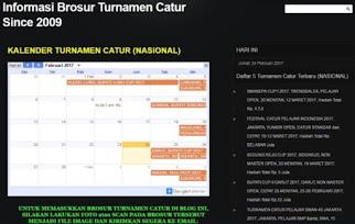 TURNAMEN CATUR DI DAERAH-DAERAH INDONESIA TAHUN 2017 (1)