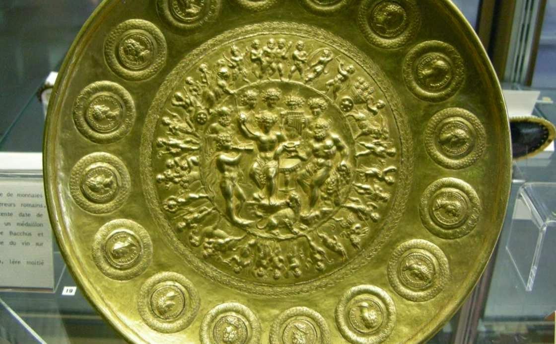 Division de la herencia en Derecho romano