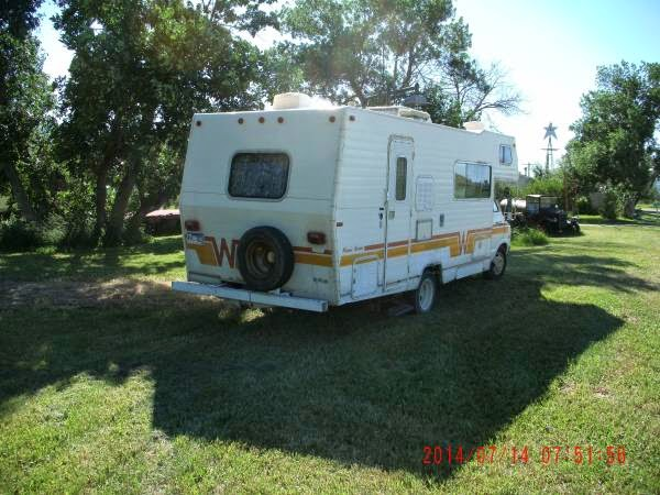 Used RVs 1976 Dodge Winnebago Motorhome for Sale For Sale ...