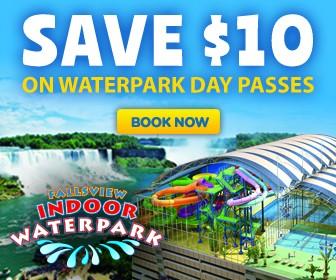 fallsview indoor waterpark at niagara falls