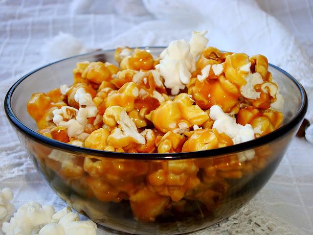 crispy popcorn