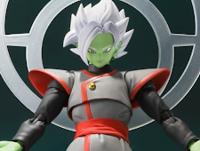 Dragon ball: Goku black and Zamasu coalesce Zamas - Union - into action figure