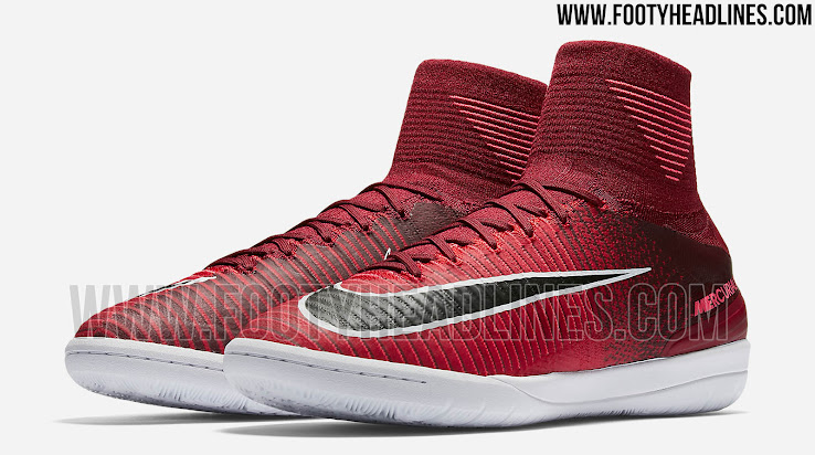 ... MercurialX Proximo II boots introduce a stunning look for Nikes indoor  and turf version of the Nike Mercurial Superfly. Part of a small-sided  exclusive ...