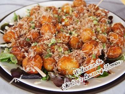 wangz hotel halo rooftop lounge takoyaki