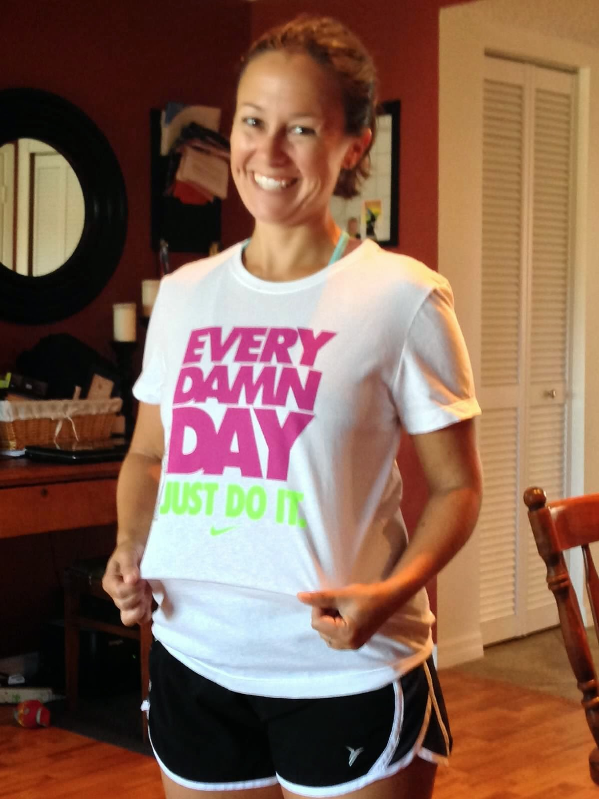 21 Days: Waitressing for Weight Loss