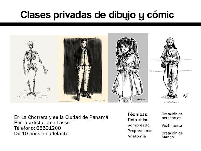 Clases de dibujo en Panamá