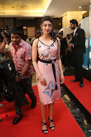 Actress Pranitha Subhash Pos in Short Dress at SIIMA Short Film Awards 2017 .COM 0130.JPG