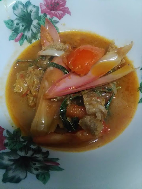 Resepi Asam Pedas Daging