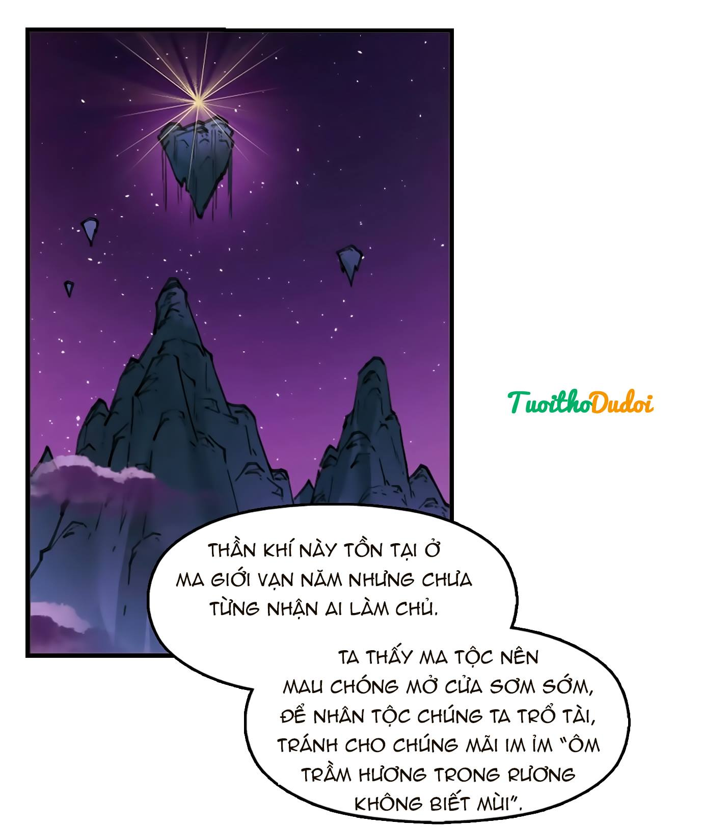 Phong Khởi Thương Lam chap 391 - Trang 22