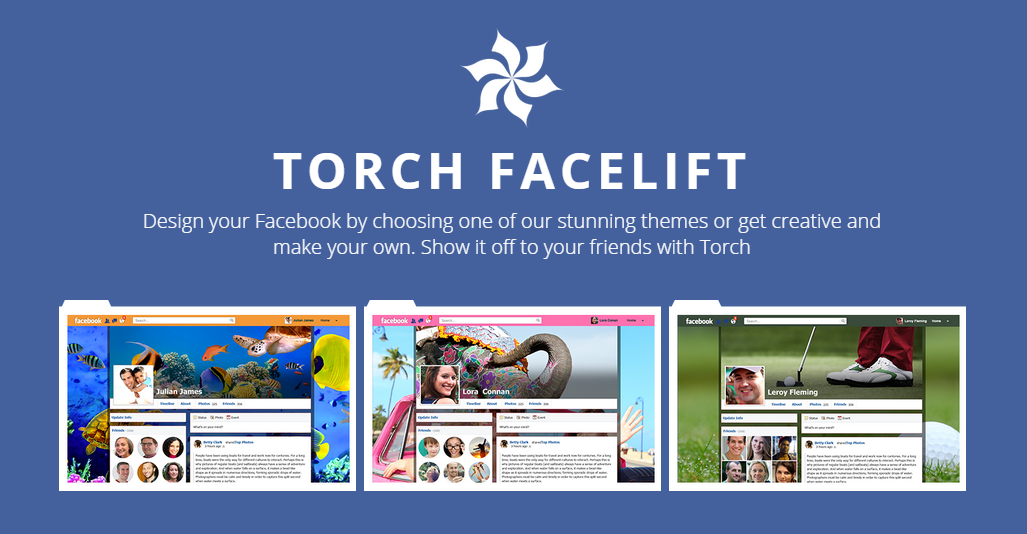 Torch Facelift