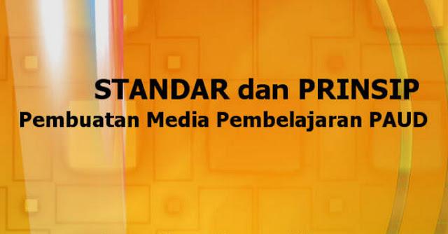 Media Pembelajaran PAUD | STANDAR dan PRINSIP | www.fileguru.id