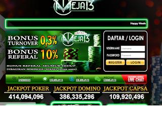 website meja13