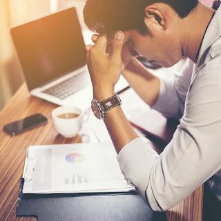 Penyebab Stres Di Kantor dan Penyebab Stres Di Tempat Kerja