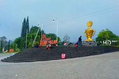 wisata taman ghanjaran