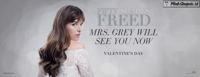 Film Fifty Shades Freed 2018