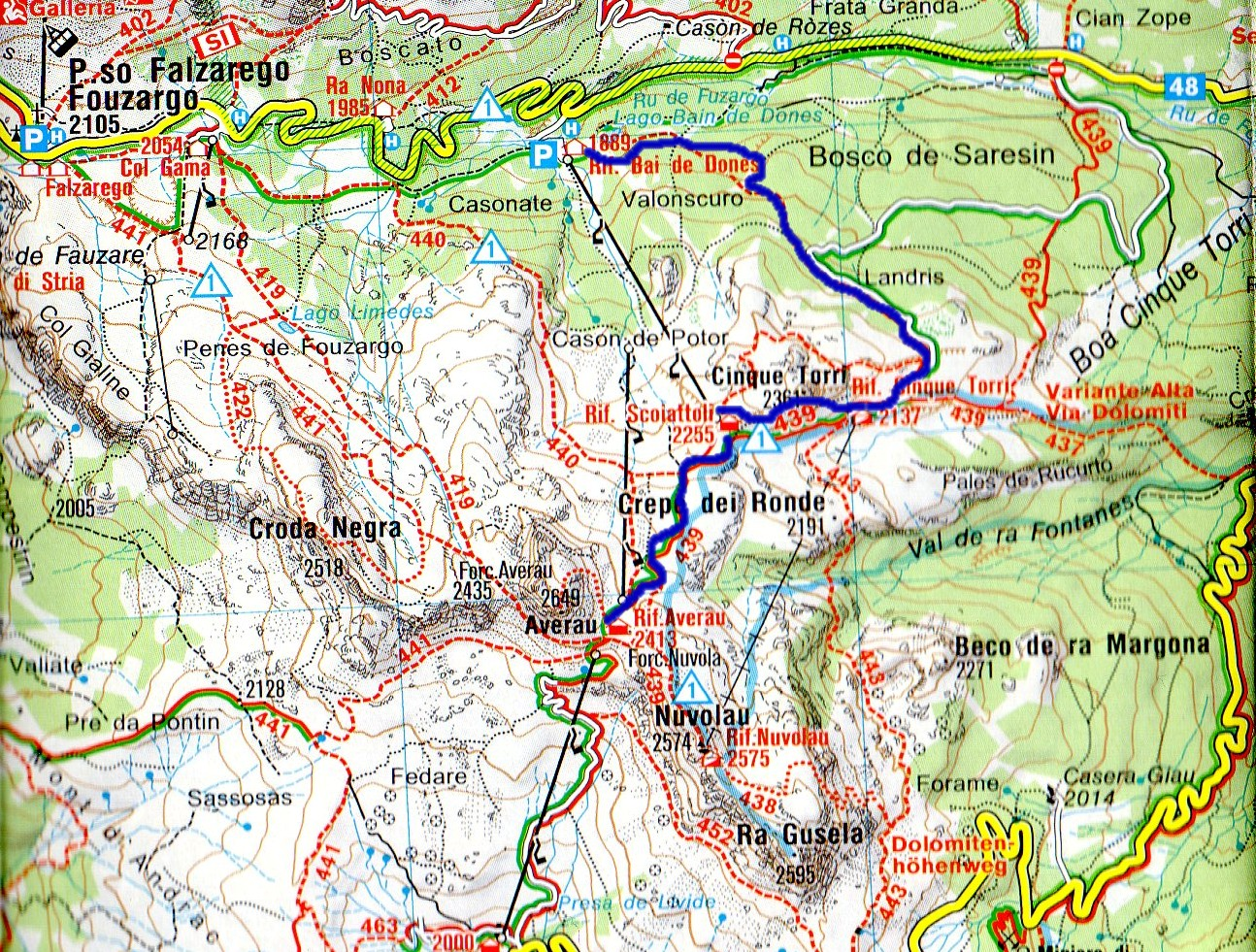 Montagna di Viaggi - Il blog della montagna, delle Dolomiti e del Veneto