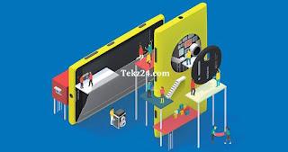 Nokia Edge features