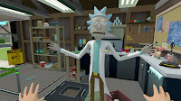 Rick and Morty Simulator: Virtual Rick-ality Game Screenshot 5