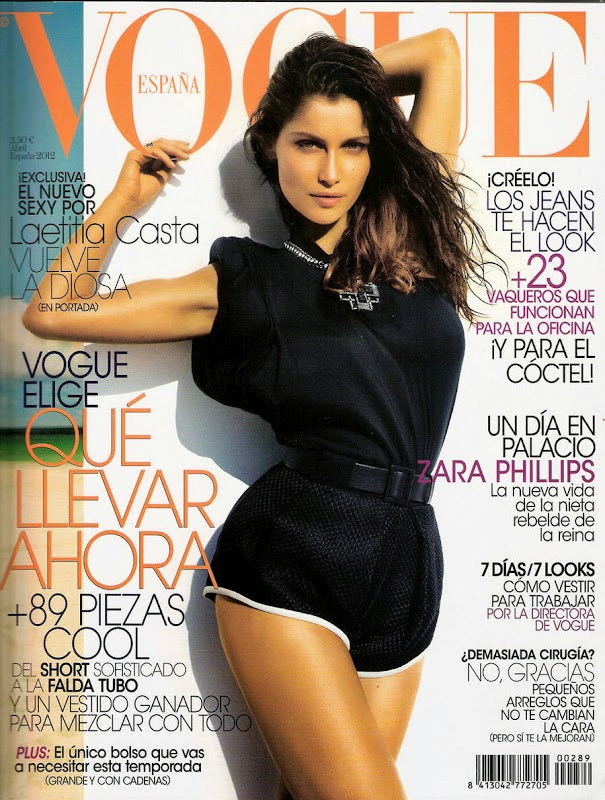 Laetitia-Casta-Vogue-Spain-april 2012