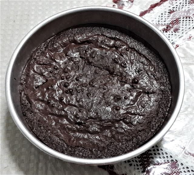 Tahu Dah Cara Nak Buat Brownies Paling Senang