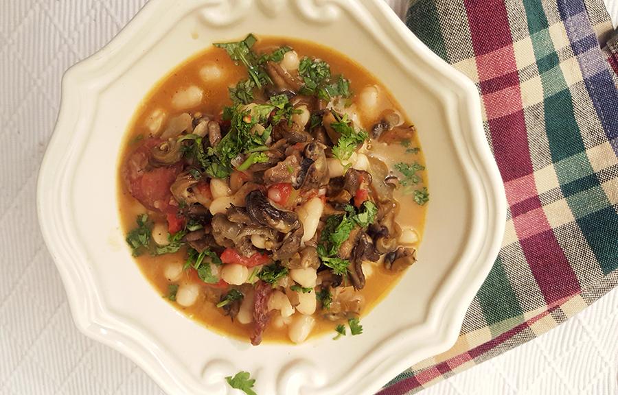 Feijoada de caracol - Deliciosa Paparoca